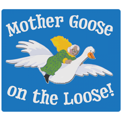 Mother Goose on the Loose! logo