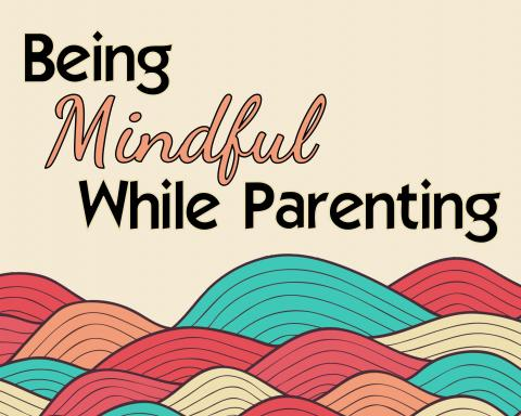 Being Mindful While Parenting - logo